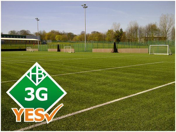 3G Artificial Pitches