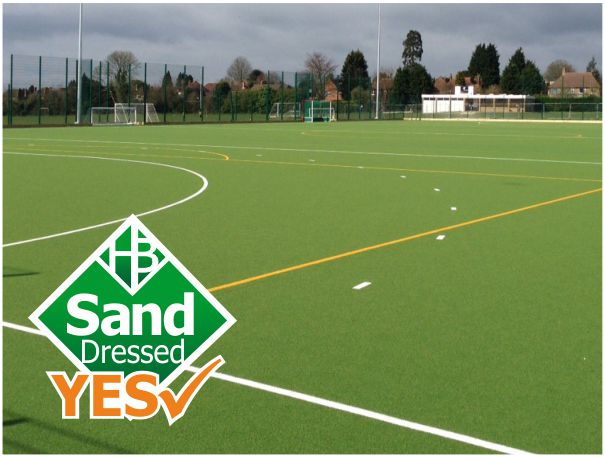 Sand Dressed artificial-pitches