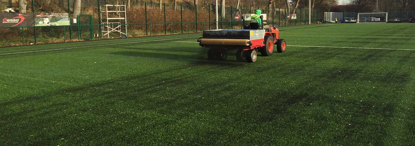 Hartlepool Artificial Pitch Maintenance